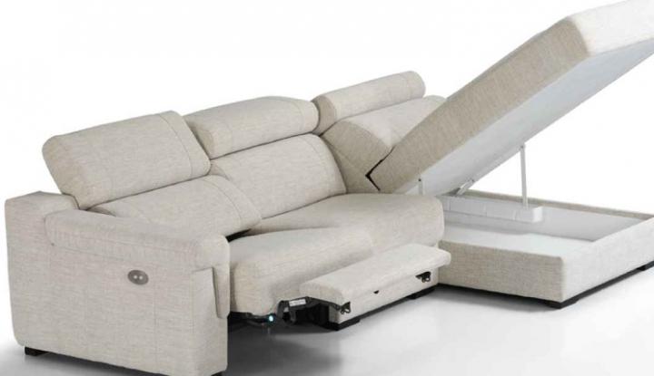 sofa piel madrid: