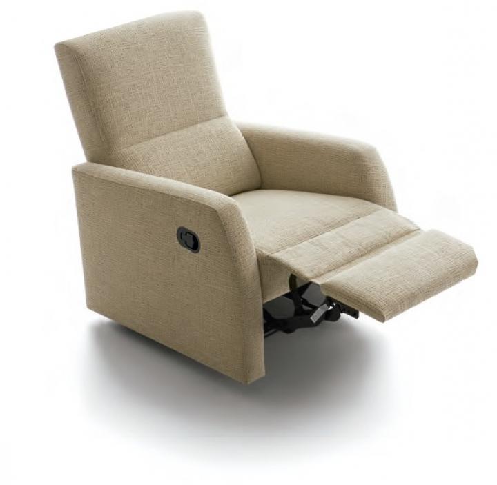 Sill n relax modelo isis tajoma sofas las rozas for Sillon relax madrid