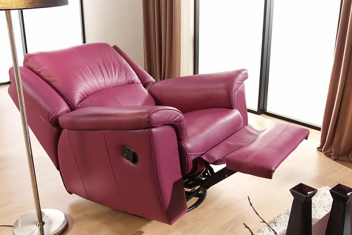 Sillon modelo wendy de pedro ortiz for Sillon relax de piel