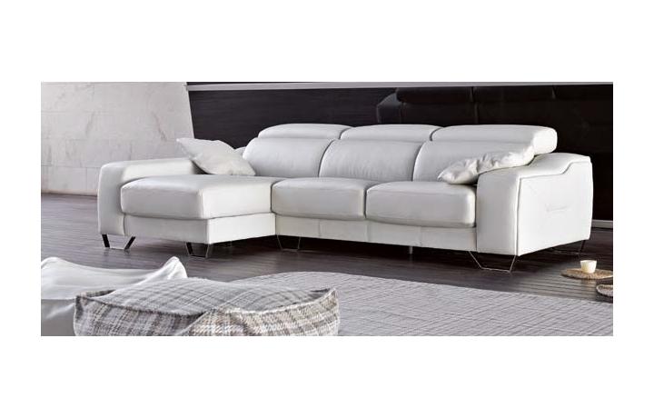 Sofa pedro ortiz cinthia en chaiselonge con rinconera - Sofas pedro ortiz opiniones ...