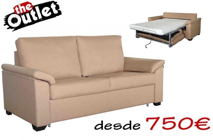sofa cama con sistema italiano modelo bea ibercam