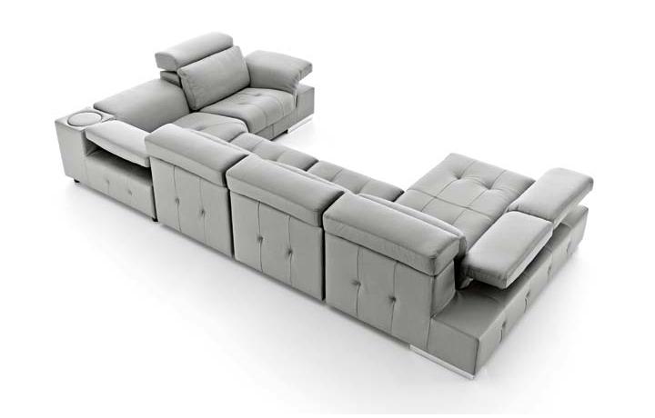 Sofa modelo charlotte pedro ortiz puedes verlo en sofas goyal for Sofas esquineros de piel