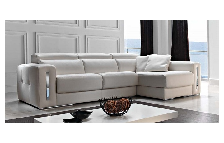 Sofas piel madrid finest sof de diseo modelo bako with for Sofas piel madrid