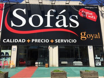 Tienda de Sofas Outlet Madrid Las Rozas