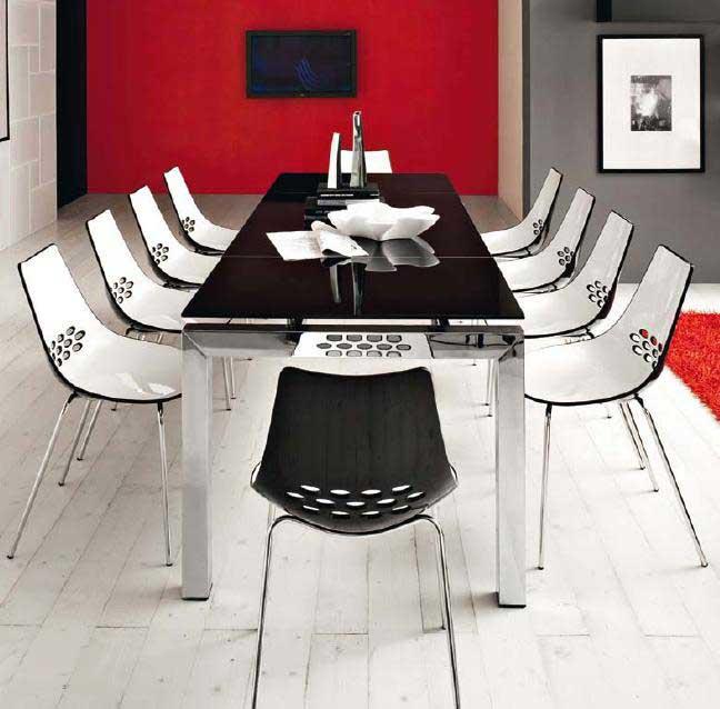 Mesas de diseño las rozas