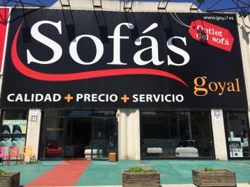 Goyal sof s antig edades descanso y for Sofas baratos madrid outlet