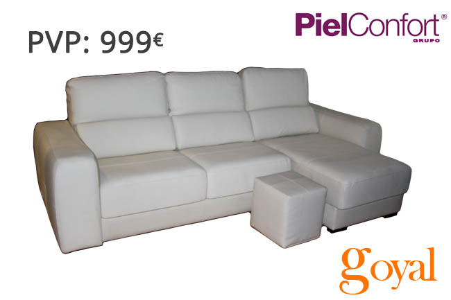 Sofas las rozas liquidaci n de sofas chaiselongue for Liquidacion sofas piel