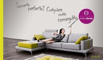 Pedro Ortiz: sofás con nombre propio.