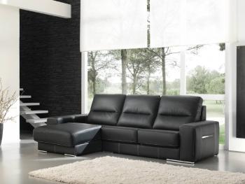 La elegancia de un clásico atemporal: el sofá de Piel