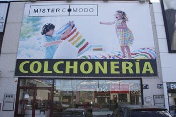 Tiendas de Colchones en Madrid