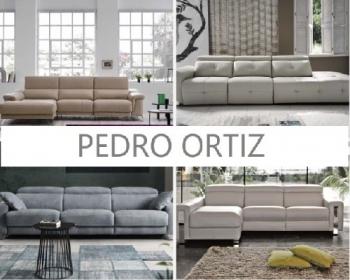 Los sofás Pedro Ortiz más vendidos