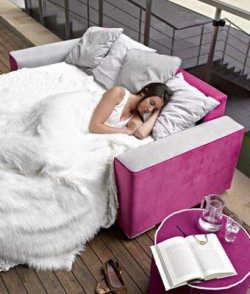 El mejor descanso en el menor sitio: el sofá Cama