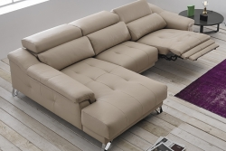 Sofá chaise longue en diferentes medidas